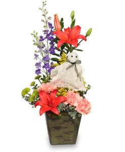 Spook-tacular Flowers