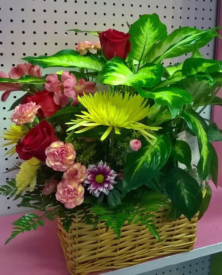 Baby Gift Basket Victoria Bc : Friday florist recap  stunning fall arrangements