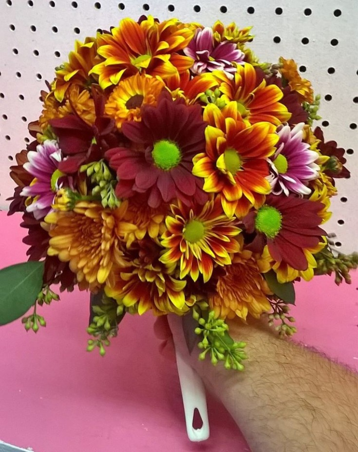 Friday Florist Recap 11 1 11 7 Stunning Fall Arrangements