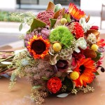 Stunning colors and textures from Monday Morning Flower and Balloon Co. in Princeton, NJ