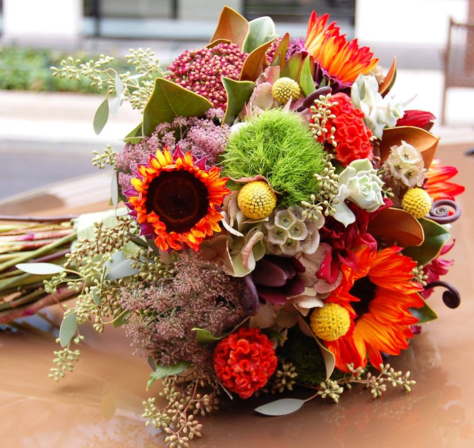 Friday Florist Recap 11/8 - 11/14: A Fondness For Fall