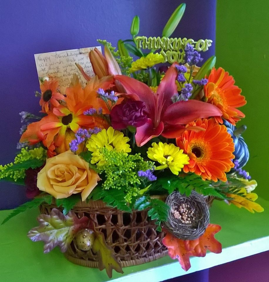 'Thinking of You' flowers from Wilma's Flowers in Jasper, AL