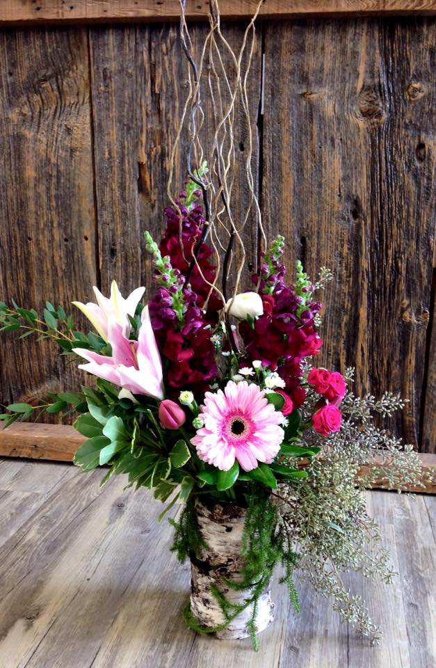 Beautiful arrangement by Petals in Thyme in Wasaga Beach, Canada