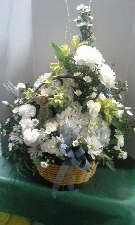 Excellent design from Garden Gate Gift and Flower Shop in North Salem, IN