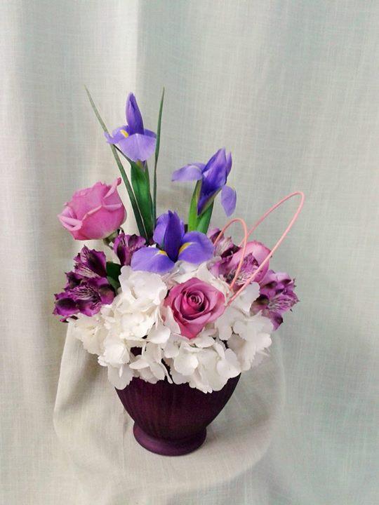 Happy Birthday sweetheart from Marshfield Blooms in Marshfield, Mo
