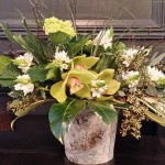 Magnificent sympathy arrangement from BlueShores Flowers & Gifts in Wasaga Beach, ON