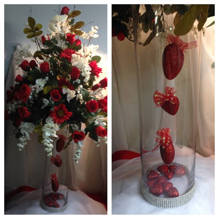 Over 4 feet tall silk showcase piece by Michele's Floral and Gifts in Copperas Cove, TX