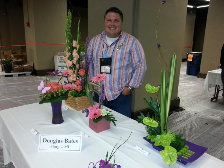 Doug Bates during his AIFD testing.