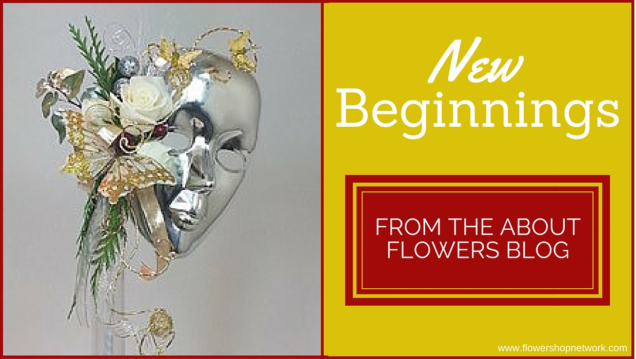 New Beginnings From The About Flowers Blog