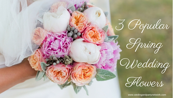 3 popular spring wedding flowers mightylinksfo Image collections
