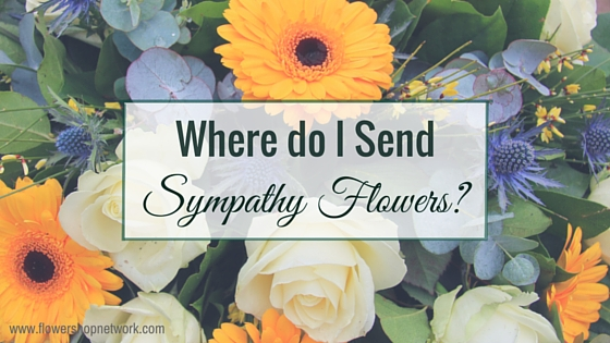 where do i send sympathy flowers