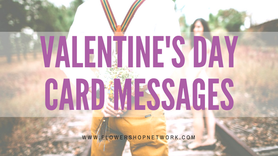 Valentine S Day Card Messages