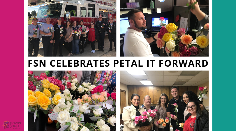 FSN Celebrates Petal It Forward