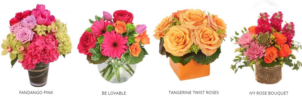 Colorful Arrangements