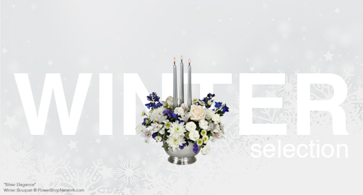 Click Here for Winter Arrangements