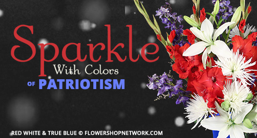 Shop Independence Day Flowers Today!