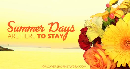 Shop Summer Flowers Today!