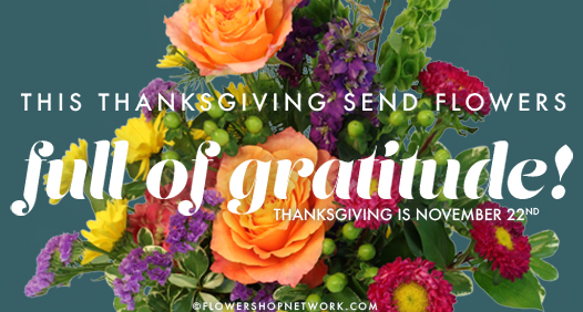 Shop Thanksgiving Arrangements Today!
